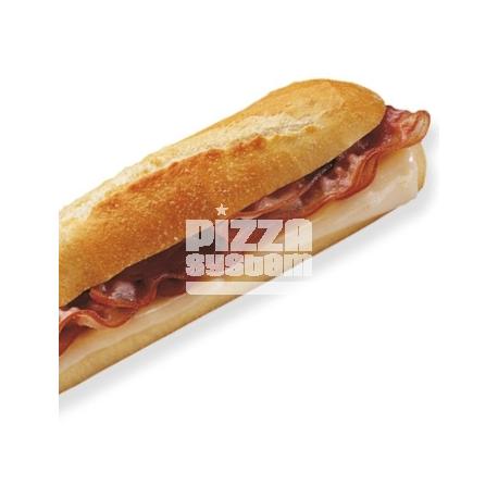 Bacon y Queso
